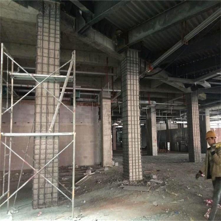 四川截面增大加固施工公司