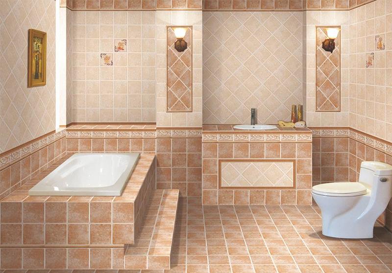 卫生间瓷砖美缝施工方案