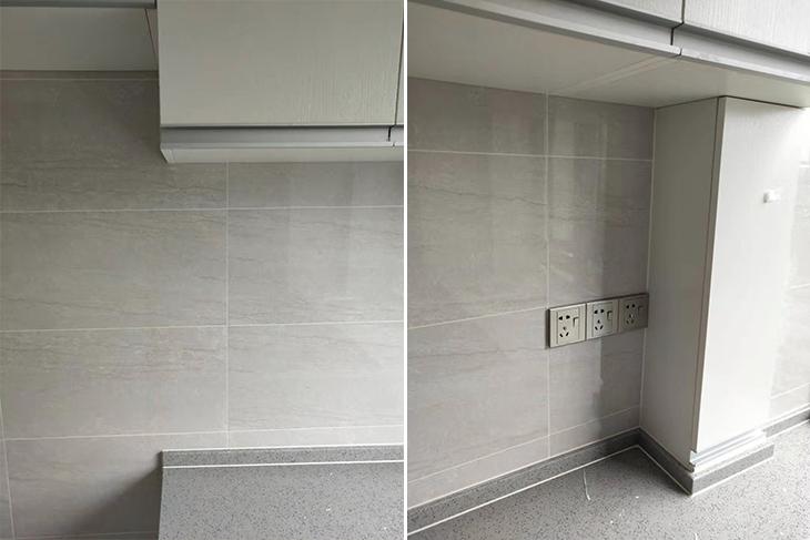 卫生间瓷砖美缝施工