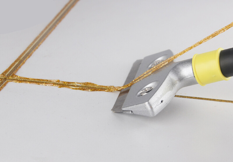 美缝施工工具-专用多功能清洁铲刀