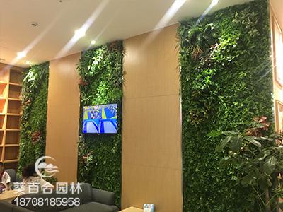 成都室外垂直绿化
