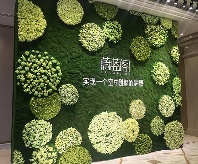 成都植物墙