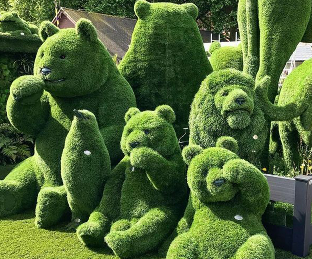 成都绿雕厂家