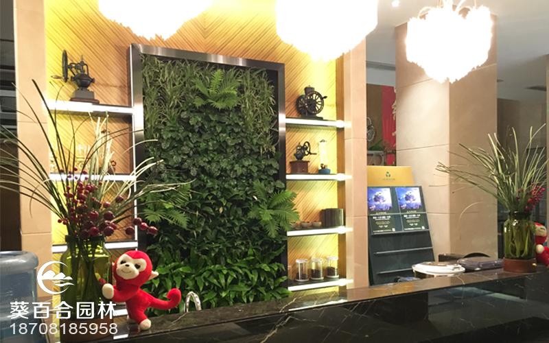 成都植物墙厂家