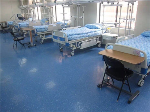眉山医院pvc塑胶地板
