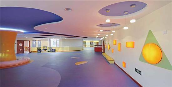 四川幼儿园地板
