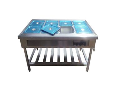 不锈钢保温售台