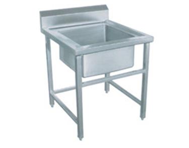 不锈钢单星洗池