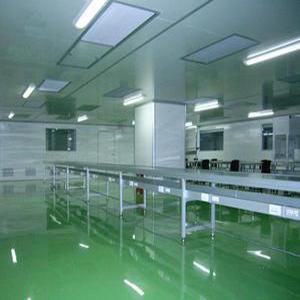 四川潔淨無塵車間施工廠