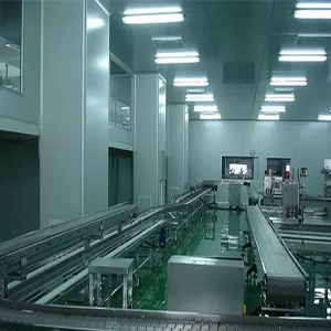 四川淨化工程設計方案