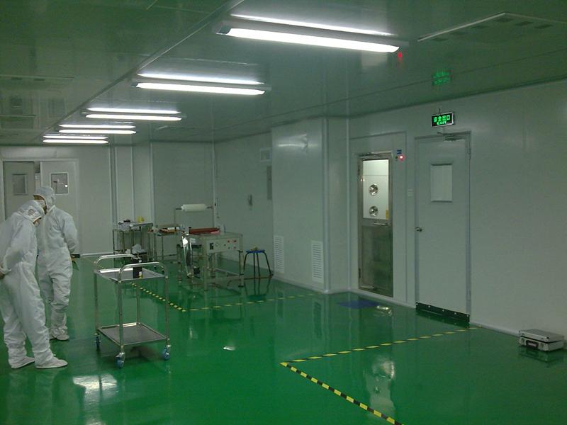 四川無菌車間1