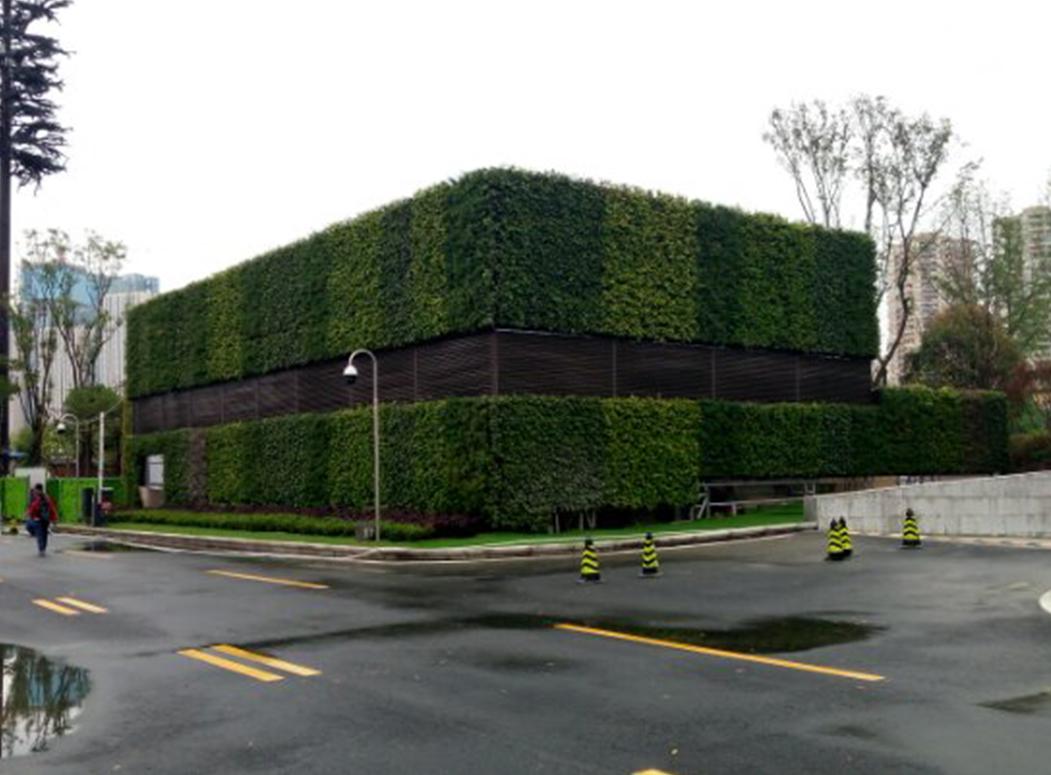 垂直绿化设计