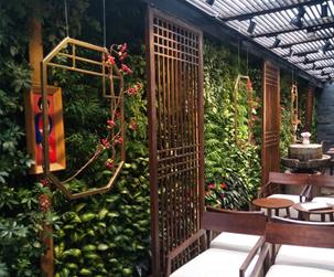 立體綠化植物牆