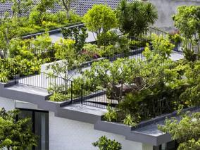 成都屋頂綠化公司