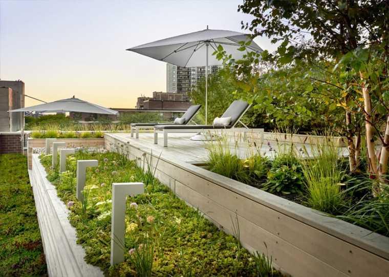 最美丽的屋頂綠化方案来一场美丽的邂逅