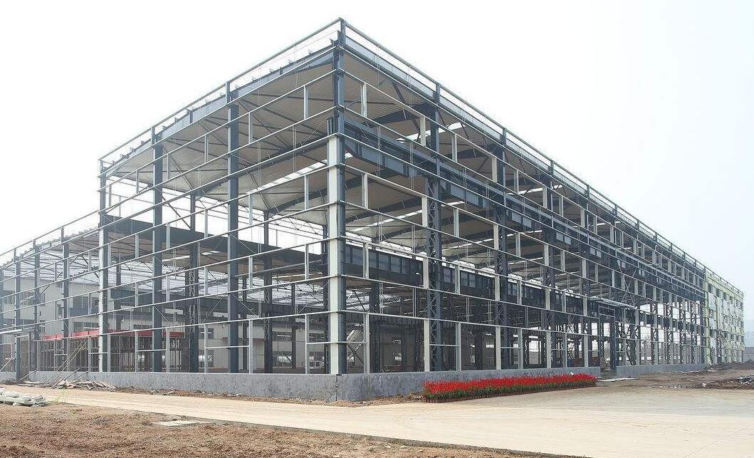 钢结构厂房建造选料是关键你学会了吗