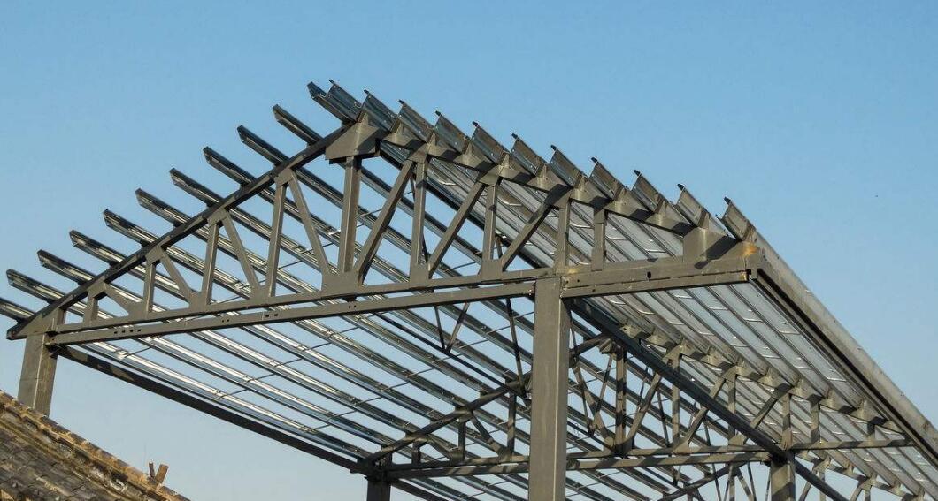 常德鋼結構常用的組合方式是焊接
