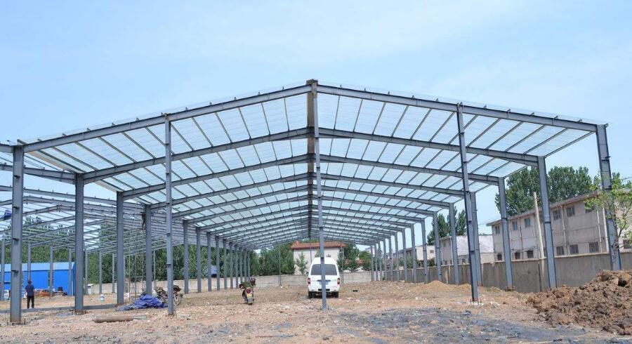 钢结构设计率先应先判别结构能否实用钢结构