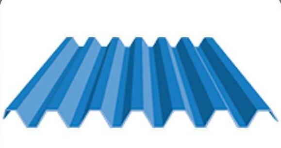 彩鋼夾芯板既具有強度高易成型的性能