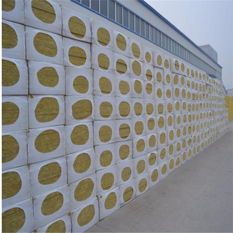 岩棉板外墙保温做法