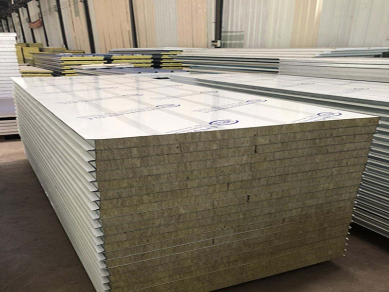 成都40厚复合岩棉板