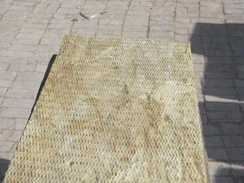 成都隔热防火岩棉板