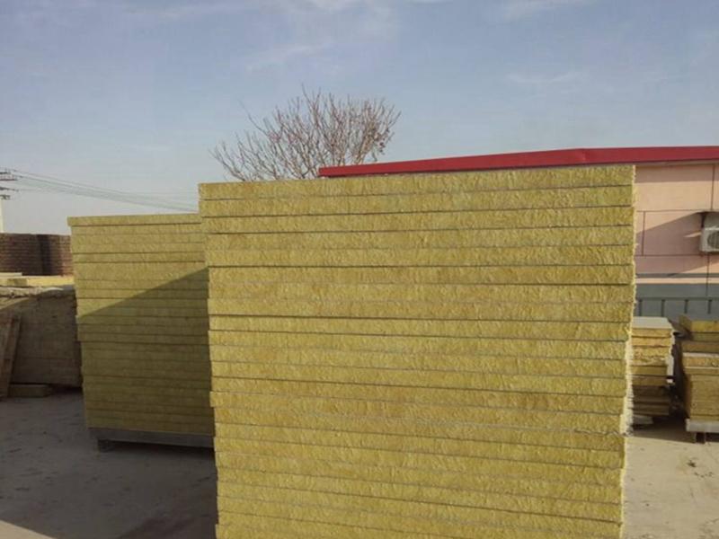 成都屋面保温岩棉板