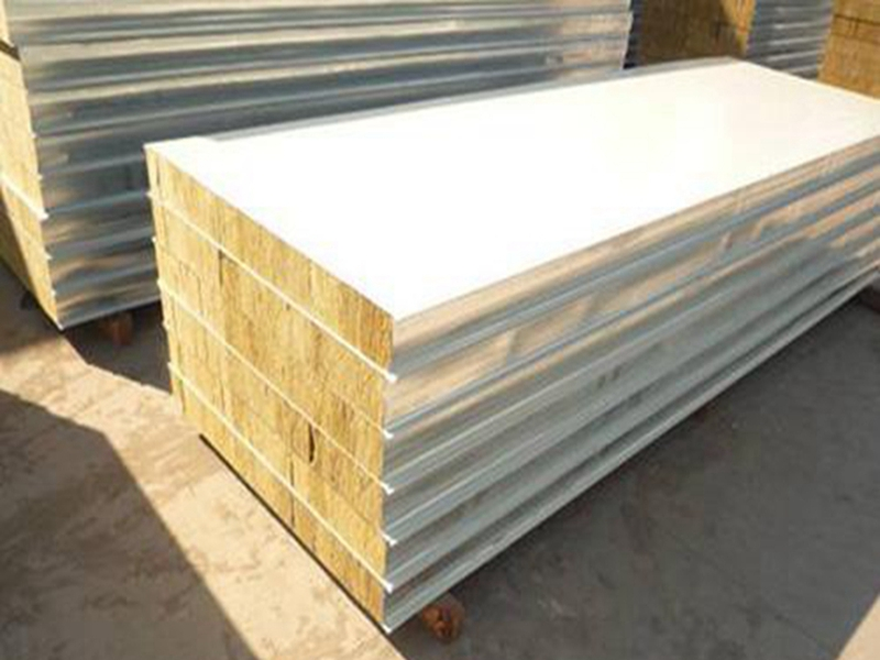 40厚隔热岩棉板