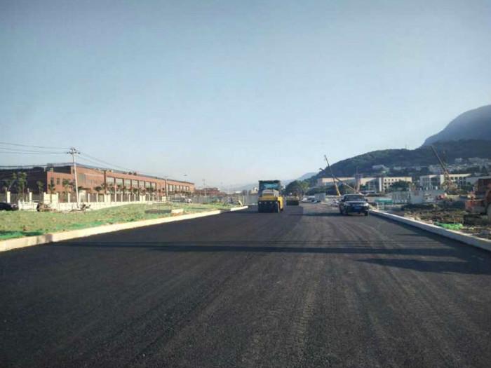 晋安区道路改造