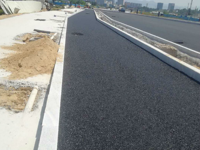 晋安区道路工程改造