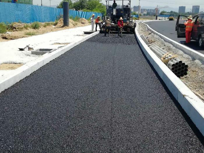 福州沥青道路施工