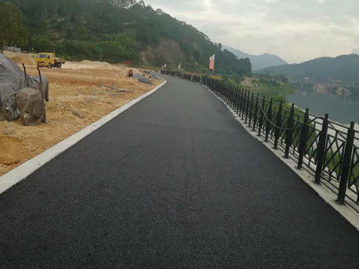 台江沥青道路工程