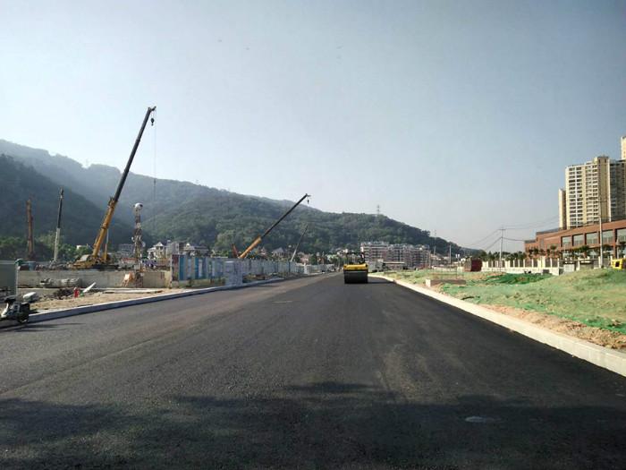 宁德沥青道路施工
