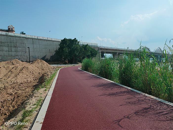 彩色沥青工程施工