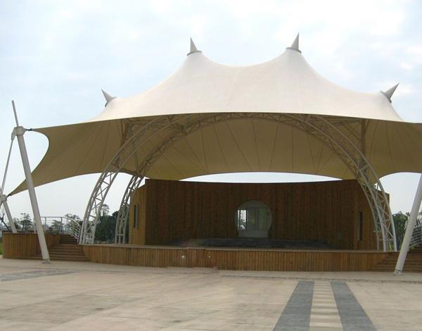 舞台景观膜结构