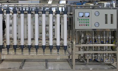 中水回用设备的工艺一般的3种类型