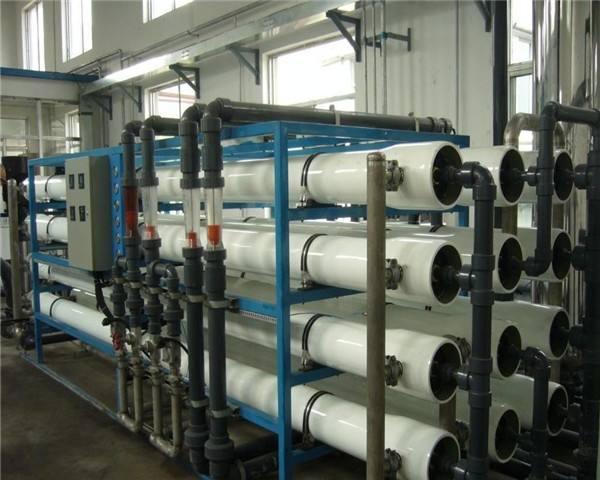 纯净水设备的各种材料如何投放呢?