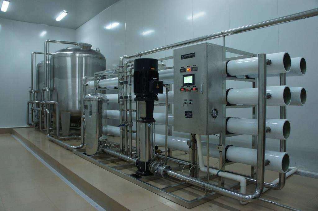 纯净水设备在操作时应该注意的事项