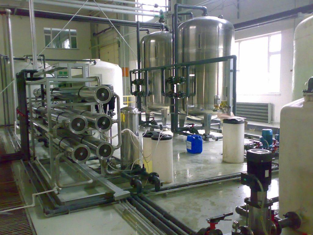 饮用水设备常见的水处理技术有哪些