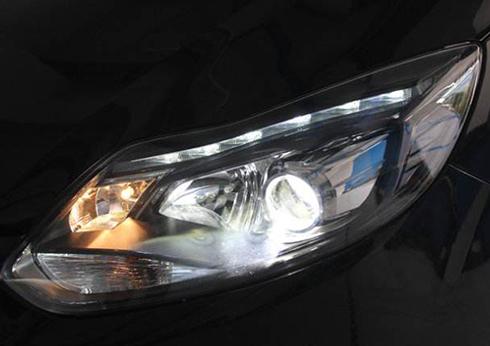 汽车车灯升级改装可以带来哪些改变