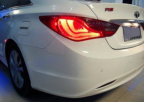 汽车车灯升级改装的知识讲解