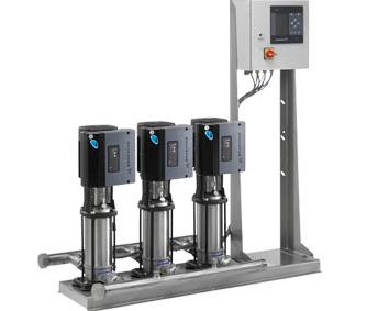 格兰富Hydro MPC 增压系统