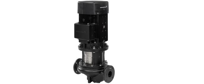 格兰富TPE立式管道泵