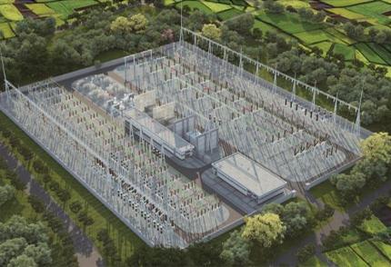 变电站绿化综合改造