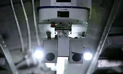 隧道巡检机器人