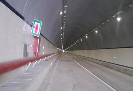 隧道防火治理