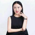 辰美国际纹饰艺术中心首席纹绣师 秦美婷