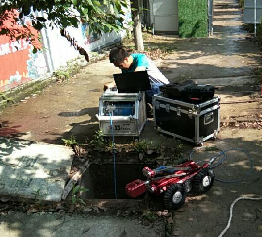 雨污管网检测