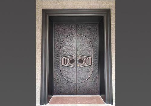 鋼木裝甲入戶門