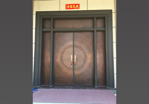 福州鑄鋁大門